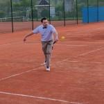 Si Richard Fournaux perd les élections, il se met au tennis !
