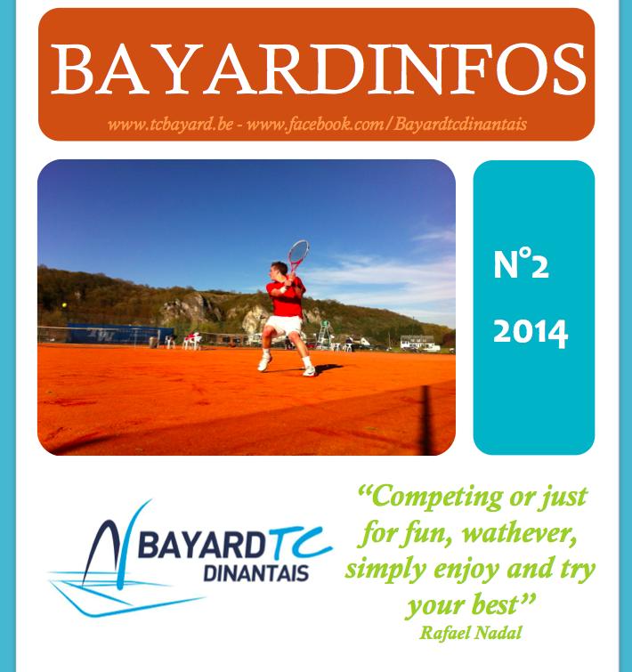 Bayardinfos juin 2014